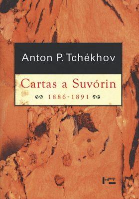 Capa de Cartas a Suvórin: 1886-1891