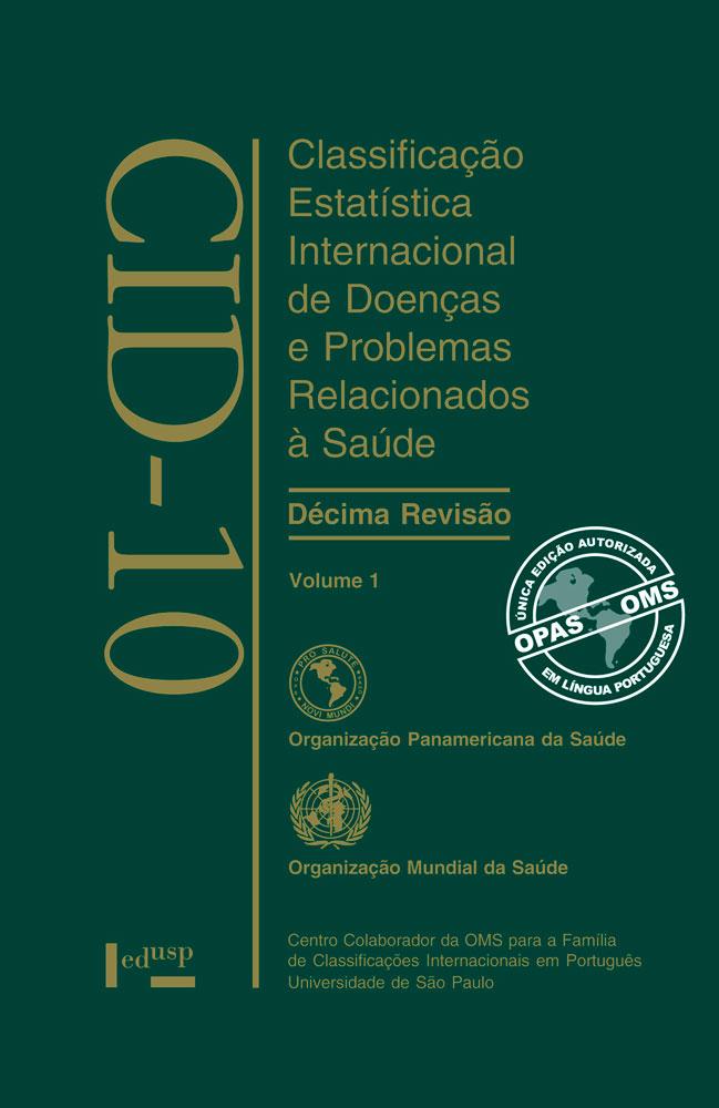 Capa de CID-10 Volume 1