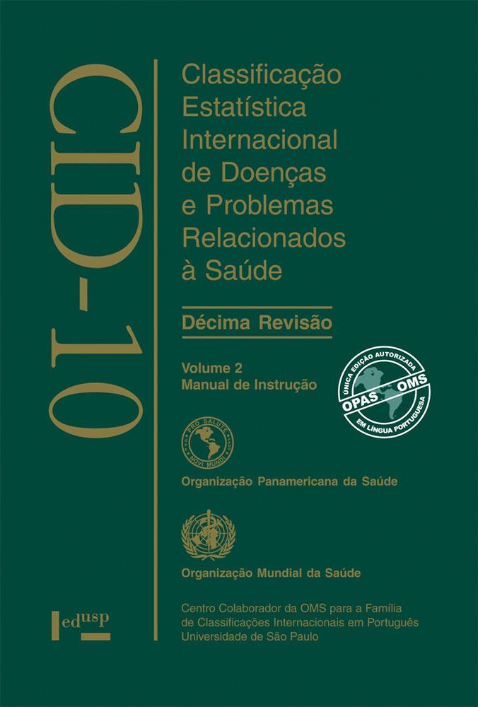 Capa de CID-10 Vol.2