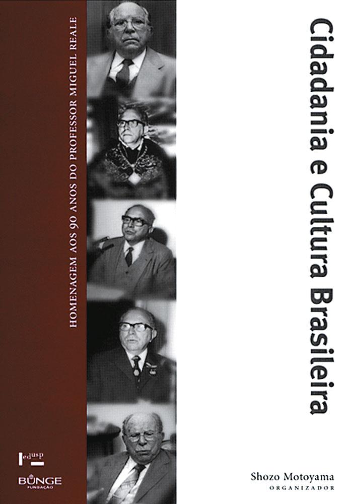 Capa de Cidadania e Cultura Brasileira