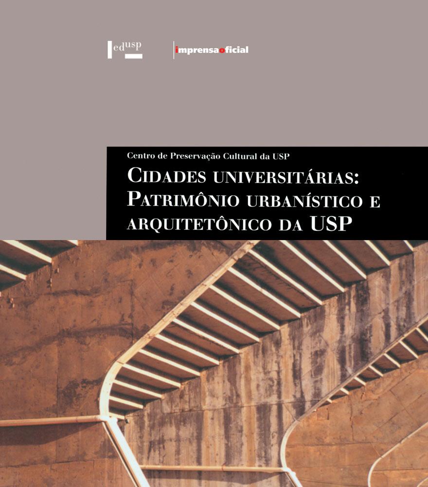Capa de Cidades Universitárias