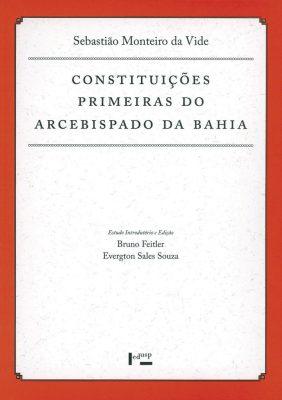 Constituições Primeiras do Arcebispado da Bahia