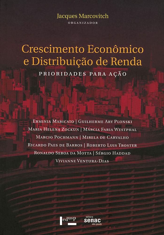 Capa de Crescimento Econômico e Distribuição de Renda