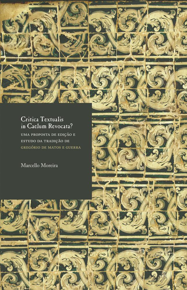 Capa de Critica Textualis in Caelum Revocata?