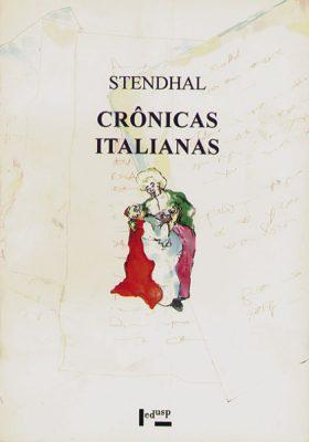 Capa de Crônicas Italianas