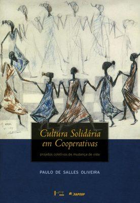 Capa de Cultura Solidária em Cooperativas