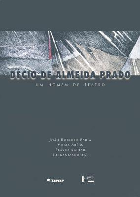Capa de Décio de Almeida Prado