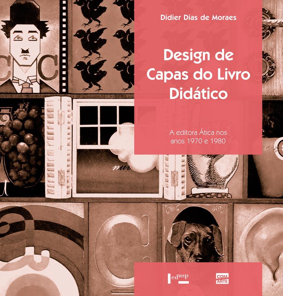 Capa de Design de Capas do Livro Didático