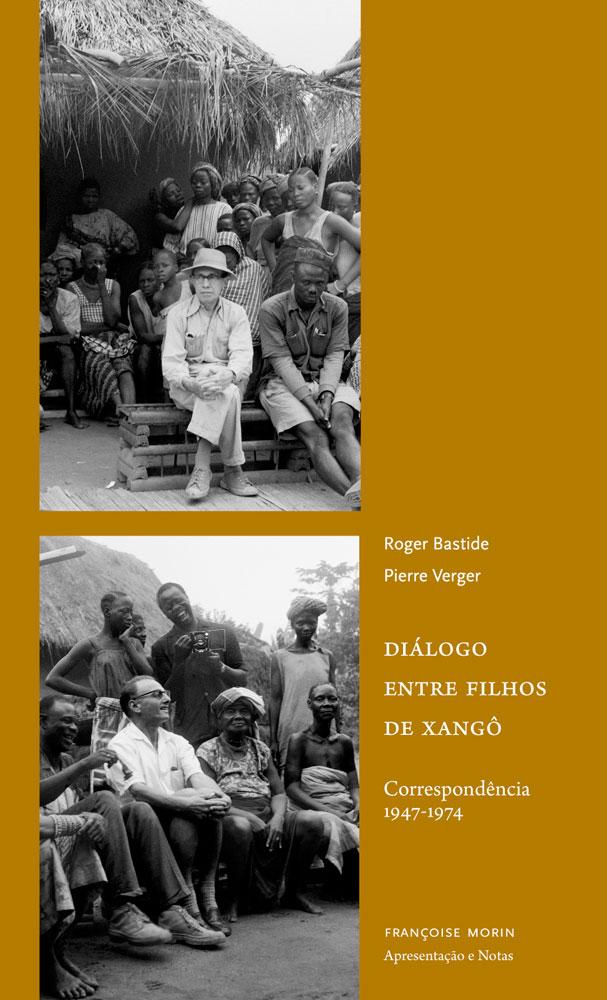 Capa de Diálogo entre Filhos de Xangô