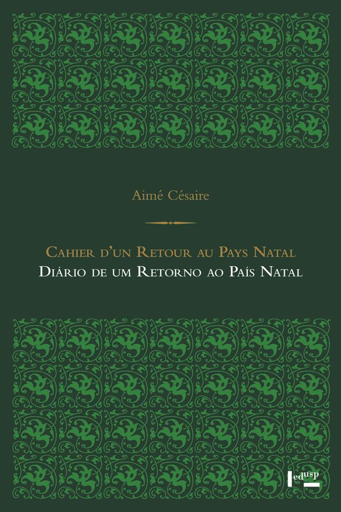 Capa de Cahier d'un Retour au Pays Natal