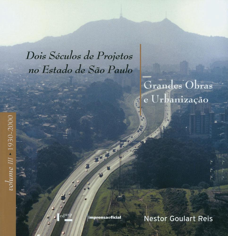 Capa 3 de Dois Séculos de Projetos no Estado de São Paulo