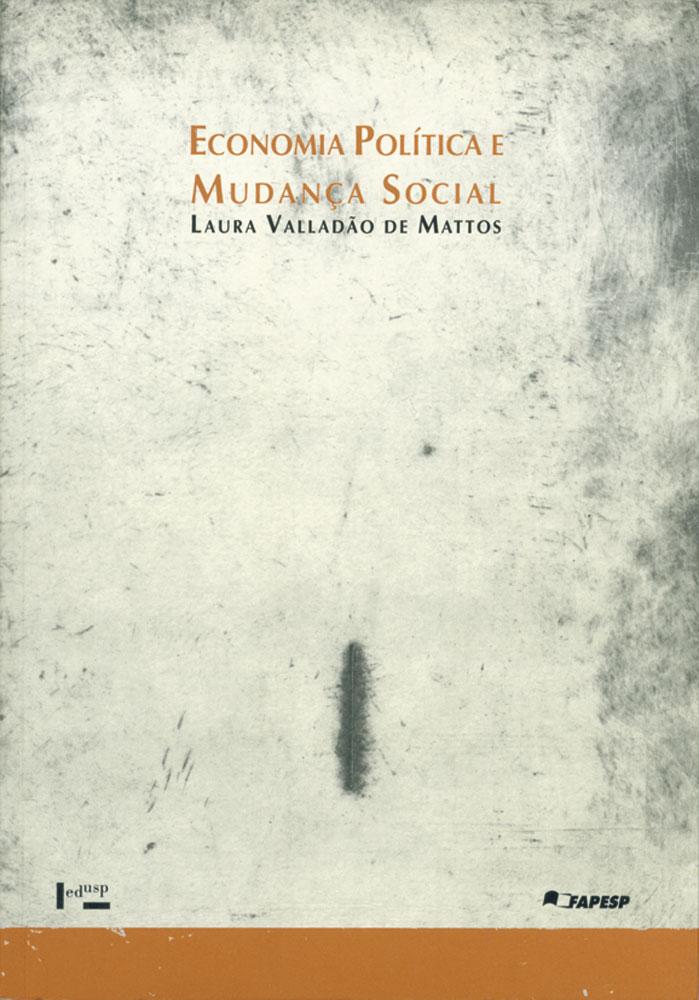 Capa de Economia Política e Mudança Social