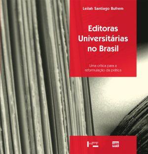 Capa de Editoras Universitárias no Brasil