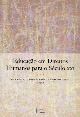 Capa de Educação em Direitos Humanos para o Século XXI