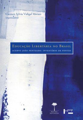 Capa de Educação Libertária no Brasil