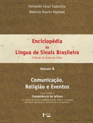Enciclopédia da Língua de Sinais Brasileira Vol.4