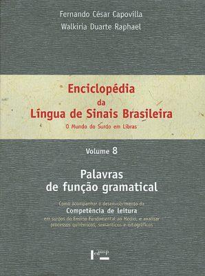 Enciclopédia da Língua de Sinais Brasileira Vol. 8