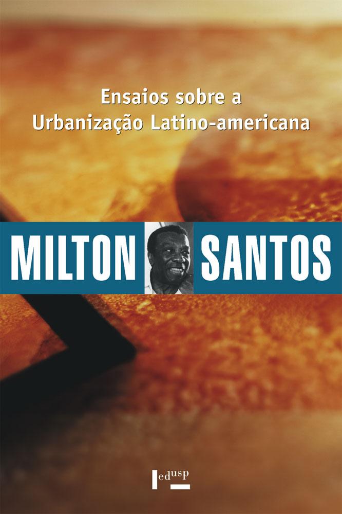 Capa de Ensaios Sobre a Urbanização Latino-Americana