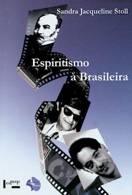 Capa de Espiritismo à Brasileira