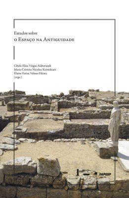Capa de Estudos Sobre o Espaço na Antiguidade