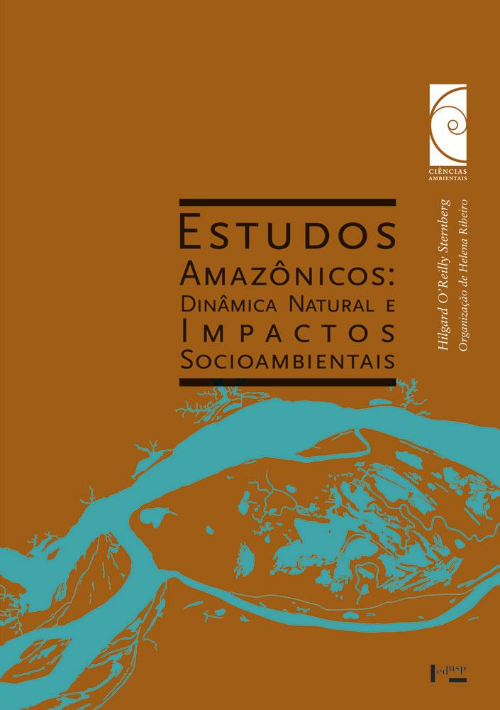 Capa de Estudos Amazônicos