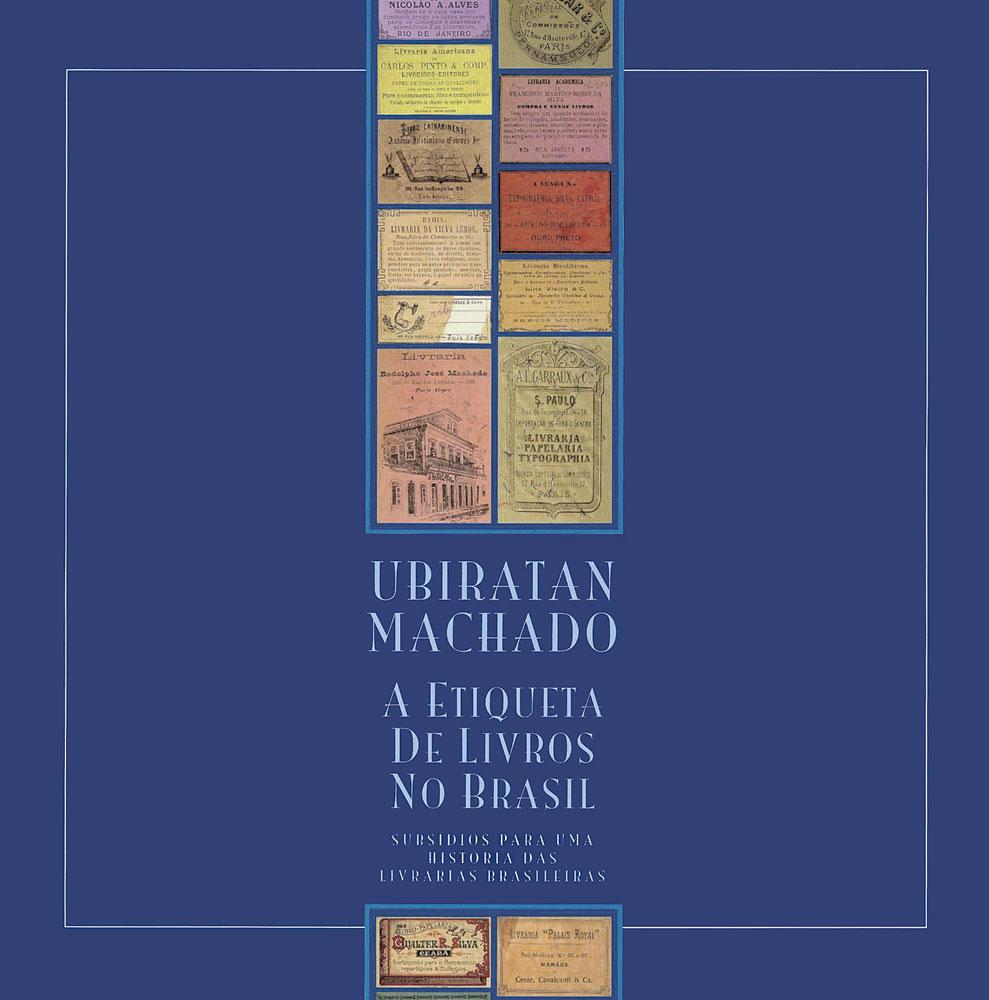 Capa de A Etiqueta de Livros no Brasil