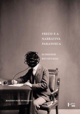 Capa de Freud e a Narrativa Paranoica