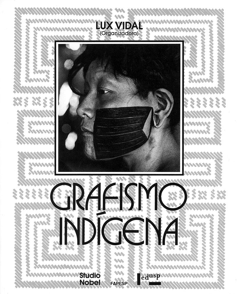 Capa de Grafismo Indígena