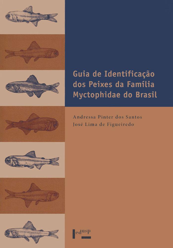 Capa de Guia de Identificação dos Peixes da Família Myctophidae do Brasil