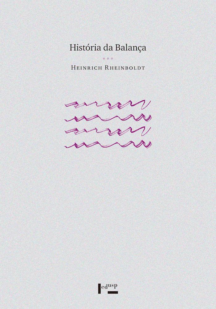 Capa de História da Balança