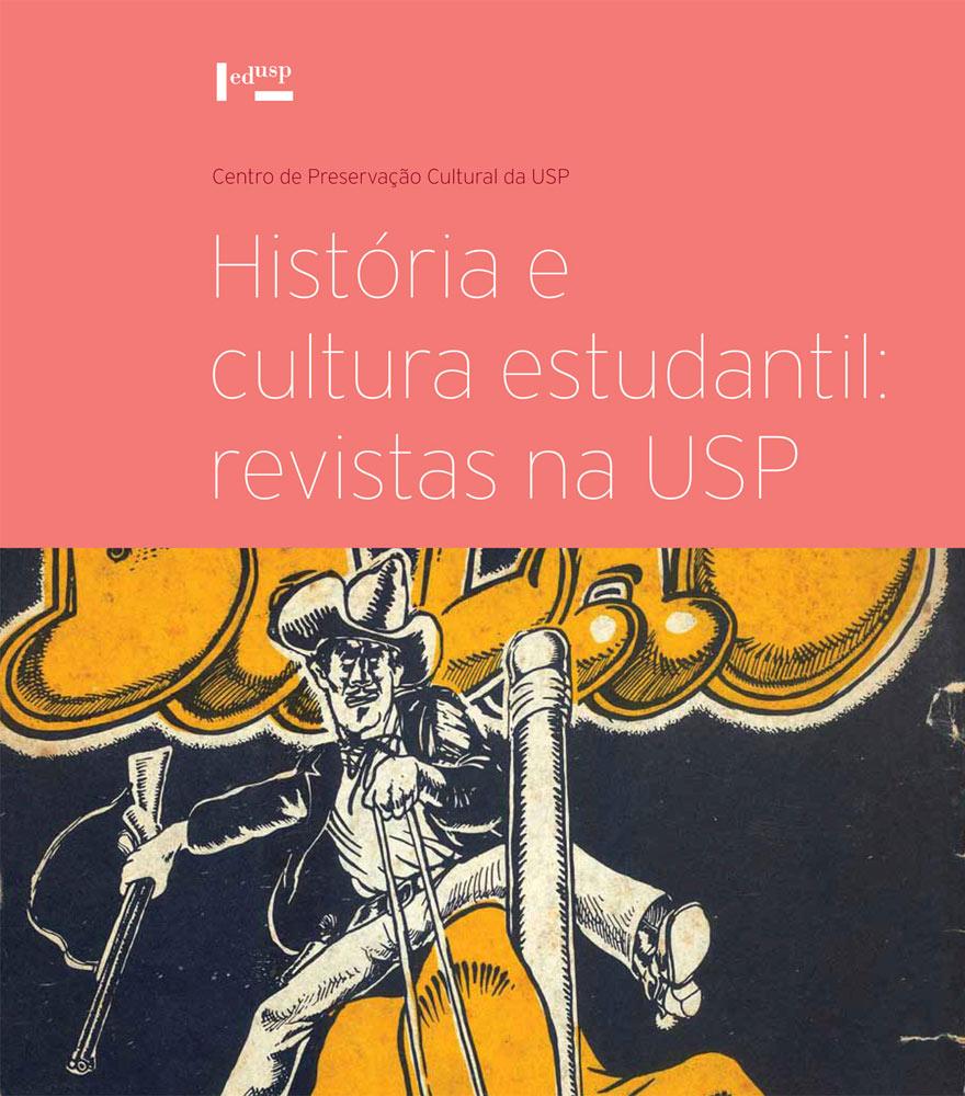 Capa de História e Cultura Estudantil