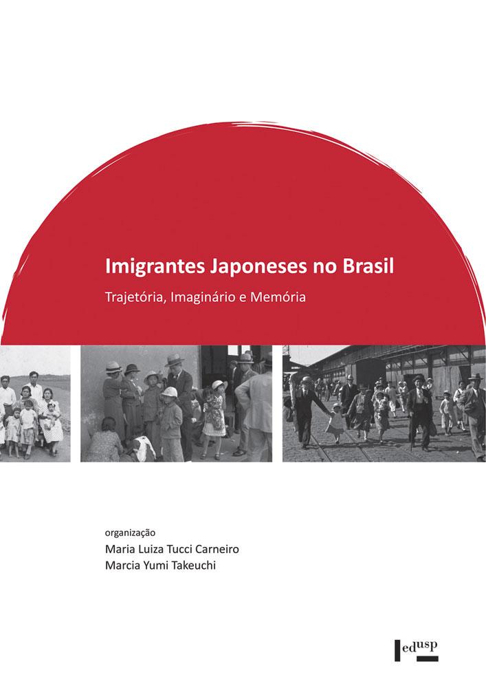 Capa de Imigrantes Japoneses no Brasil