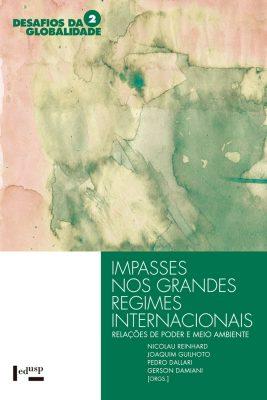 Capa de Impasses nos Grandes Regimes Internacionais