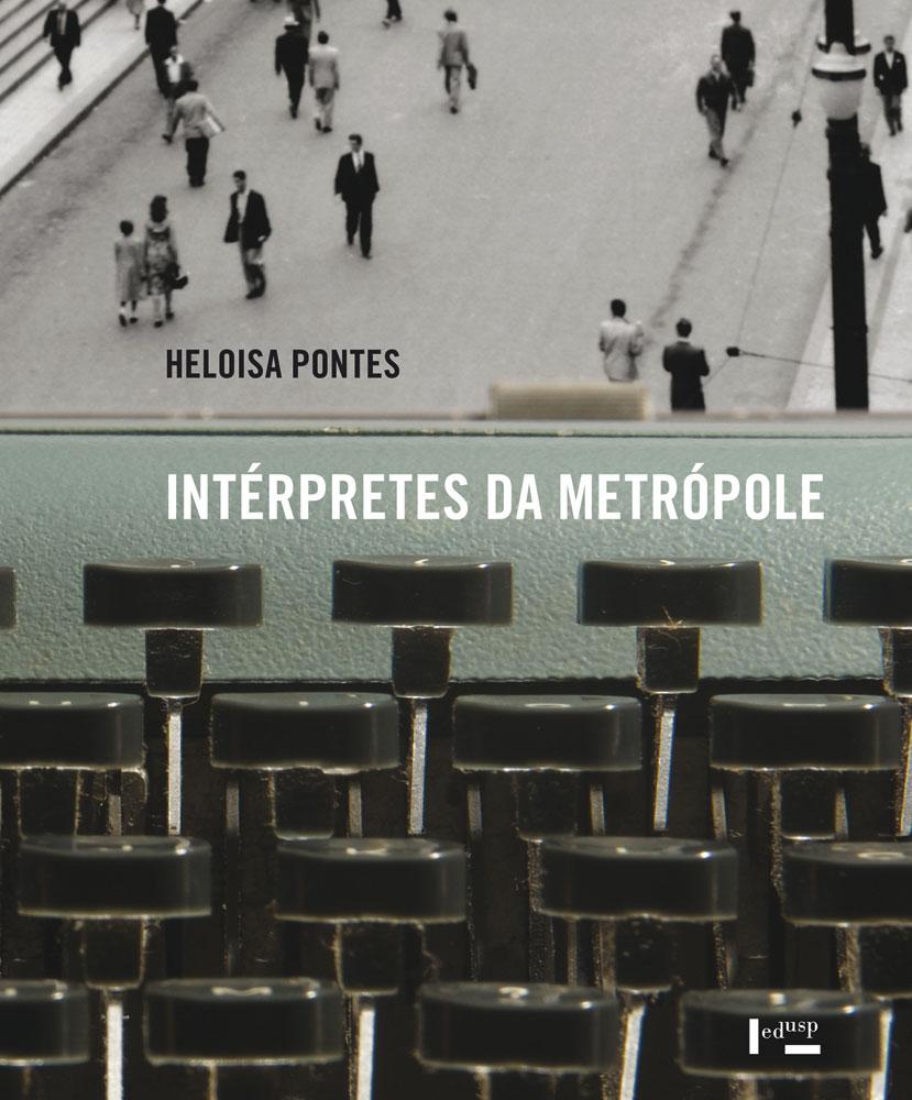 Capa de Intérpretes da Metrópole