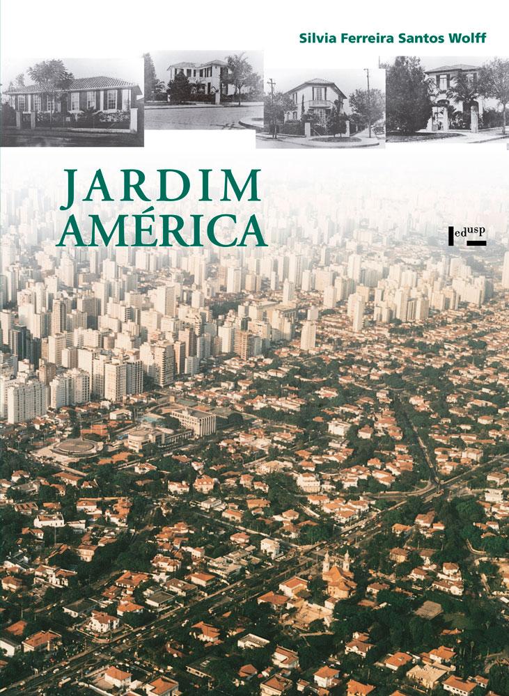 Capa de Jardim América