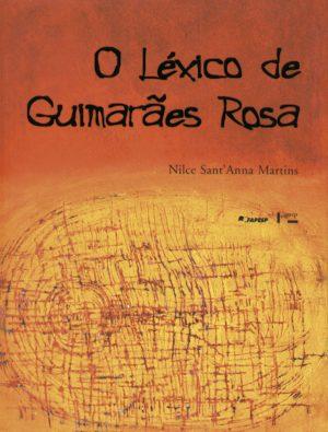 Capa de O Léxico de Guimarães Rosa