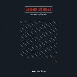 Capa de Antonio Lizárraga: Quadrados em Quadrados
