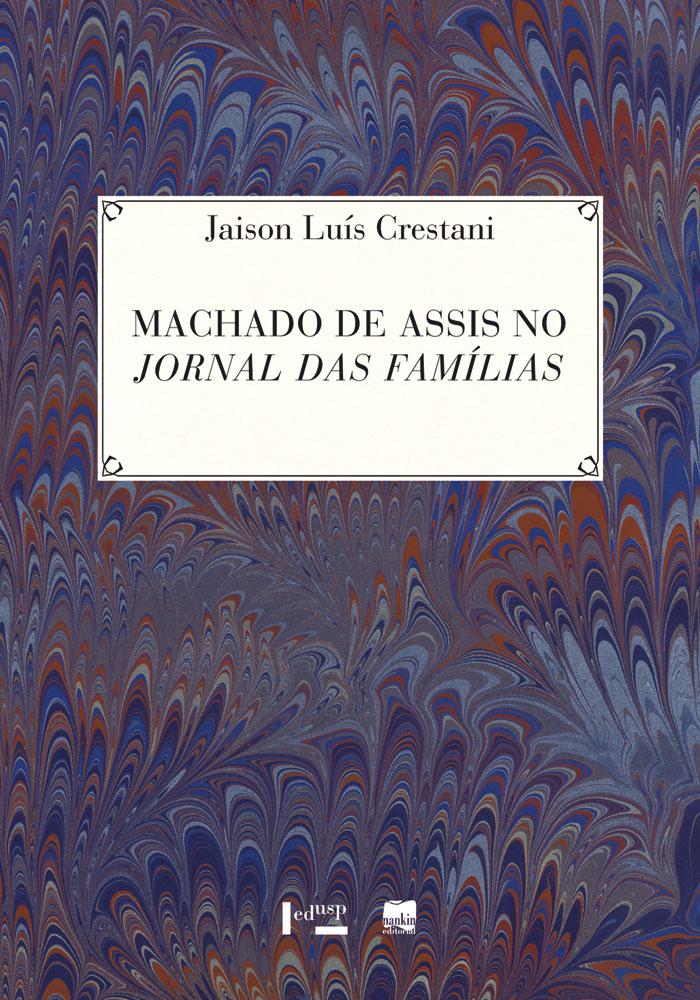 Capa de Machado de Assis no Jornal das Famílias