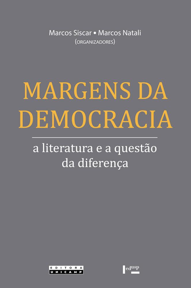Capa de Margens da Democracia