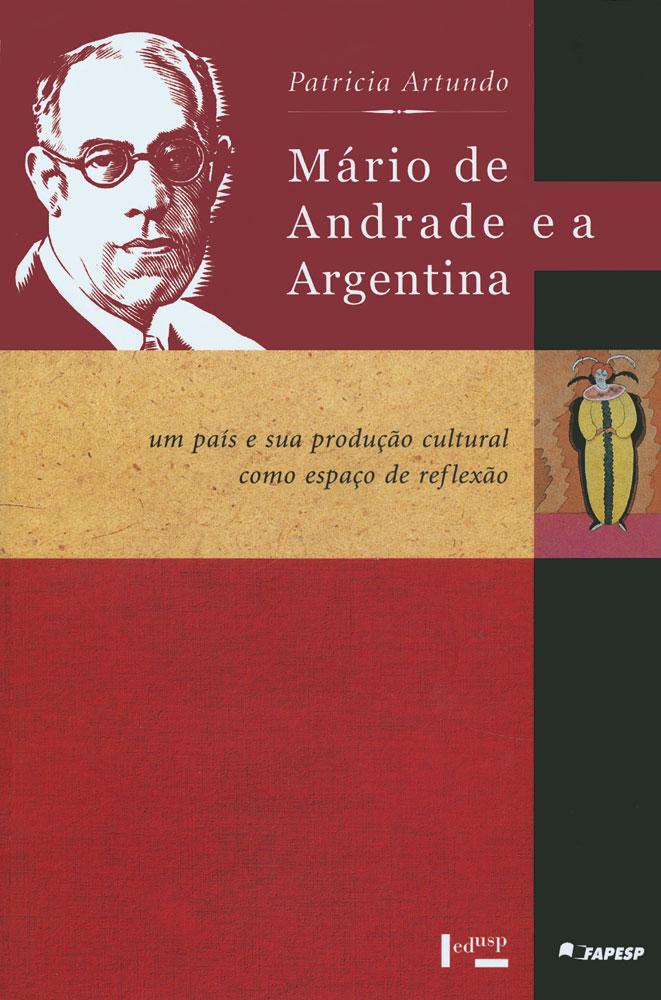 Capa de Mário de Andrade e a Argentina