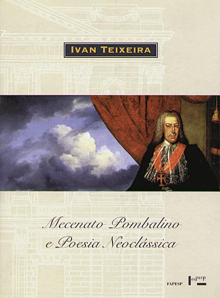 Capa de Mecenato Pombalino e Poesia Neoclássica