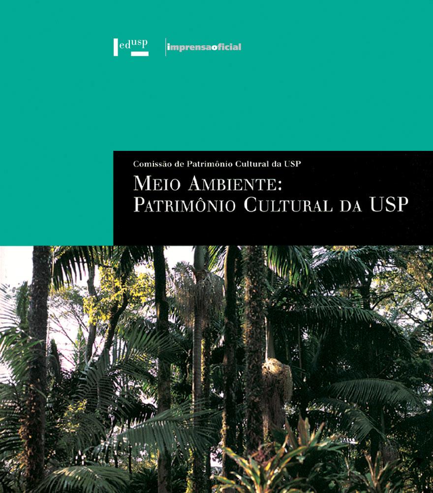 Capa de Meio Ambiente: Patrimônio Cultural da USP