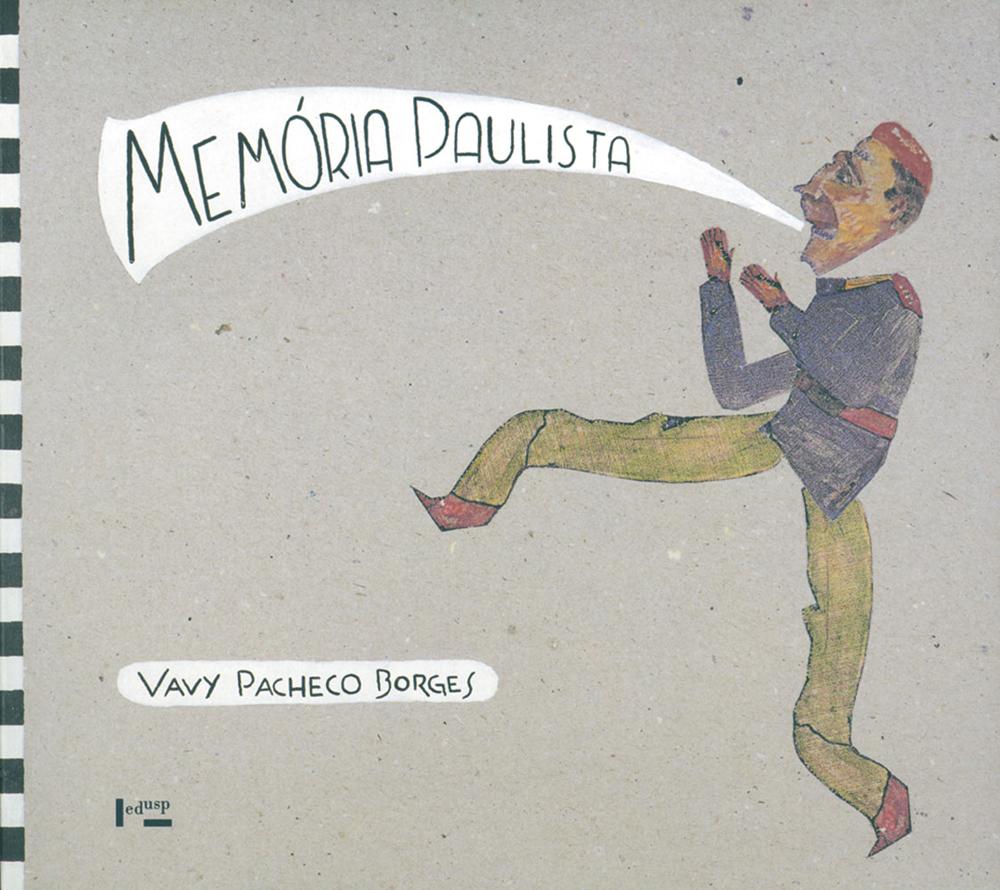 Capa de Memória Paulista