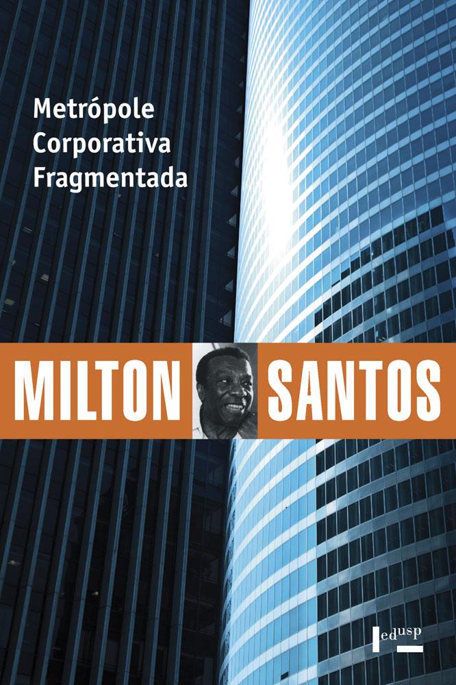 Capa de Metrópole Corporativa Fragmentada