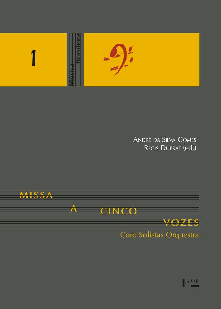 Capa de Missa a Cinco Vozes