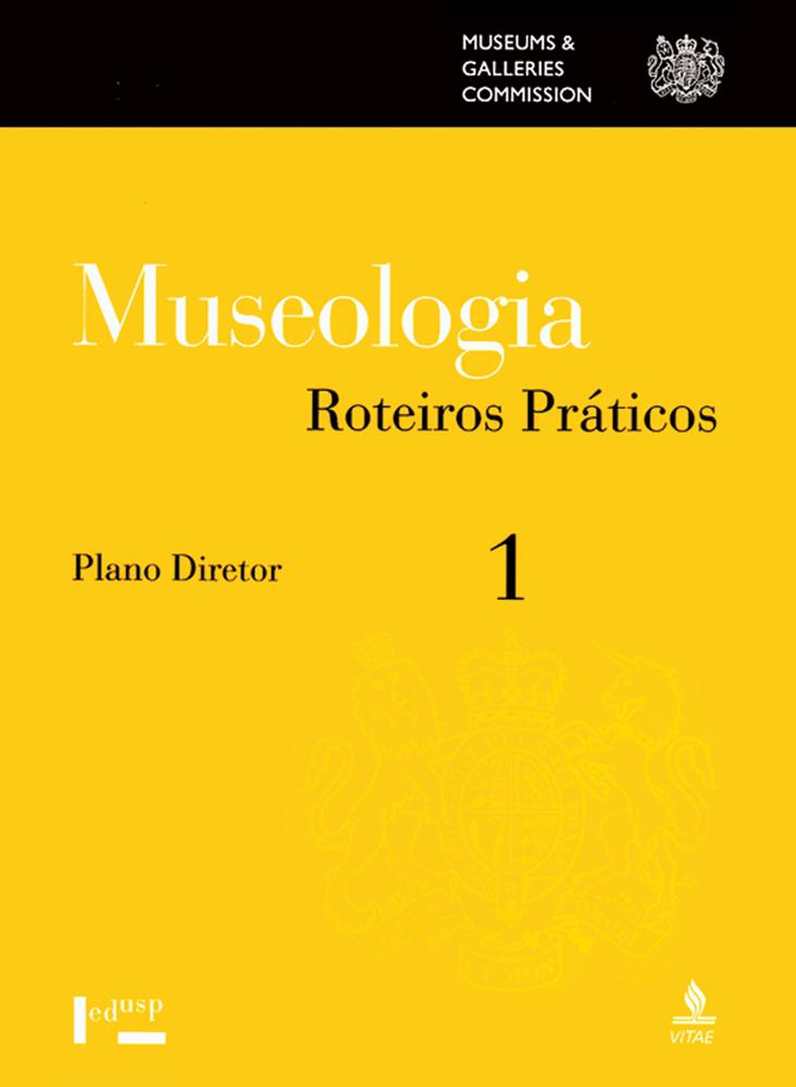 Capa de Museologia Volume 1