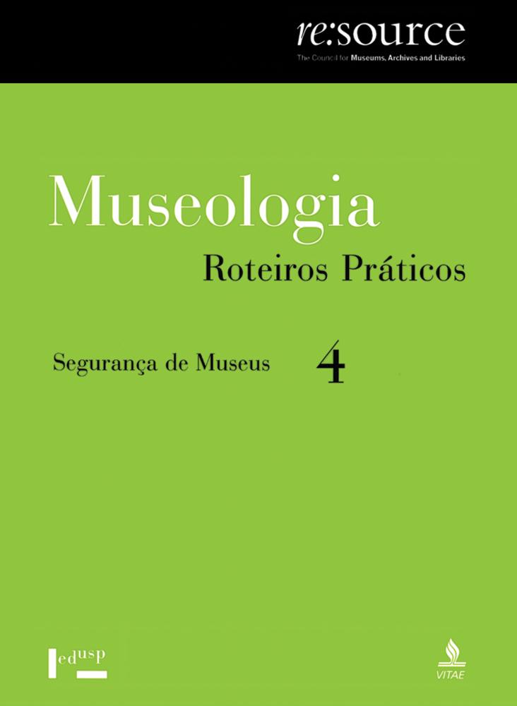Capa de Museologia Volume 4
