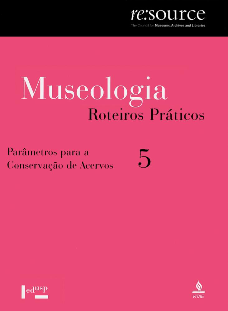 Capa de Museologia Volume 5