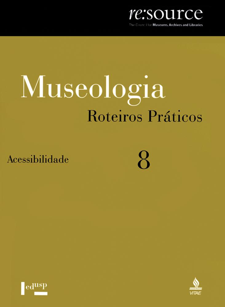 Capa de Museologia Volume 8