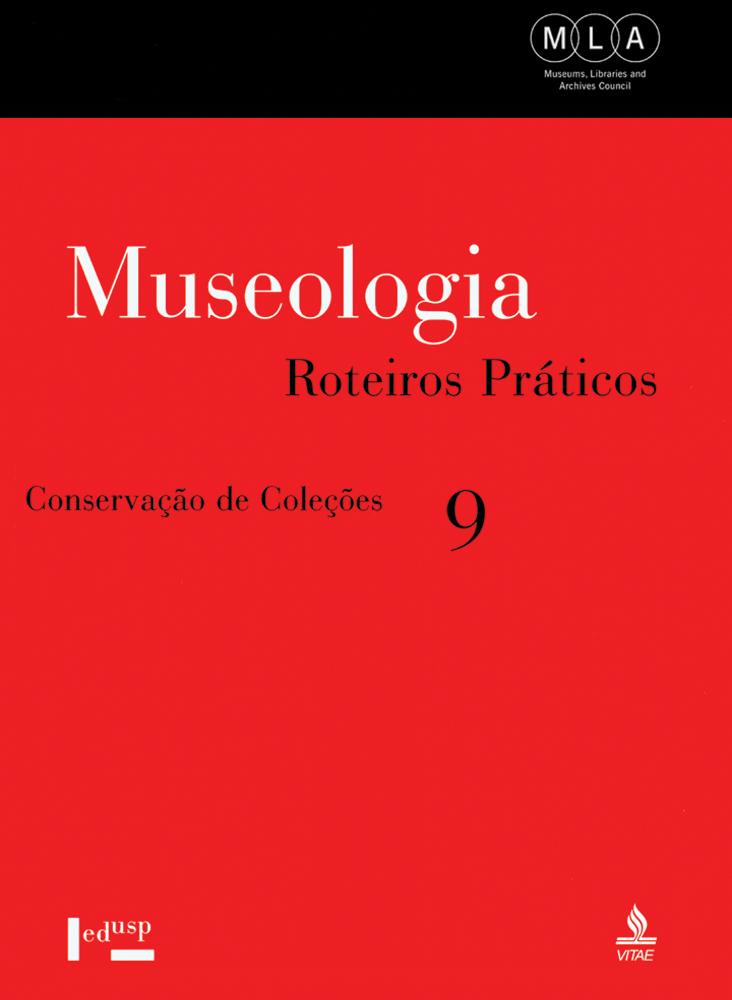 Capa de Museologia Volume 9